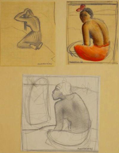 Throckmorton Fine Art Gallery New York - Miguel Covarrubias