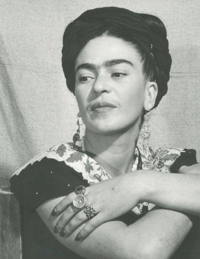 Throckmorton Fine Art Gallery New York - Frida Kahlo