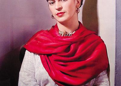 Mirror Mirror – Frida Kahlo Gallery Exhibit   Throckmorton NYC