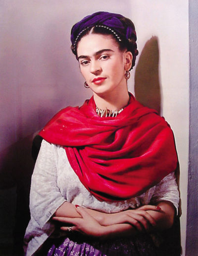 Throckmorton Fine Art Gallery New York - Frida Kahlo