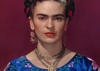 Mirror Mirror – Frida Kahlo Exhibit   Throckmorton NYC