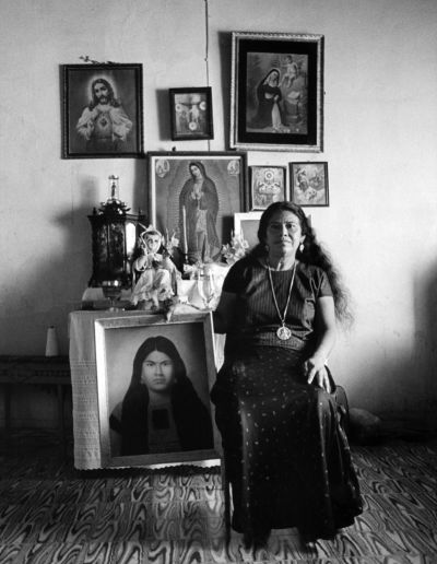 Throckmorton Fine Art Gallery New York - Graciela Iturbide