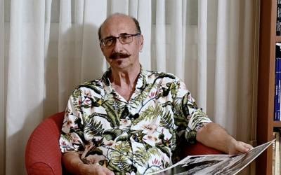 Dimitris Yeros – A Lesbos Diary