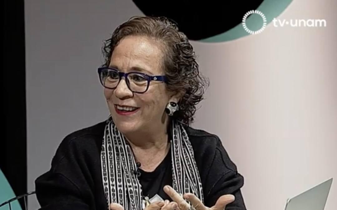 Flor Garduno TV Interview