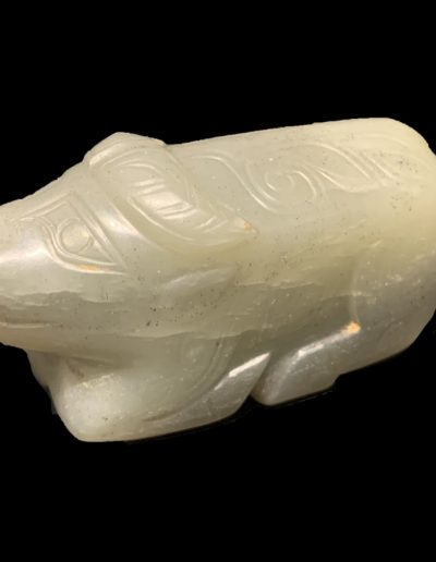 Throckmorton Fine Art Gallery New York | Jade - Stone of Heaven